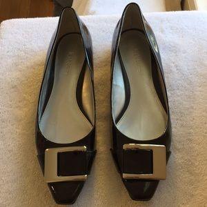 Liz Claiborne patent leather flats